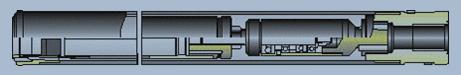 Двойной колонковый набор типа T6S